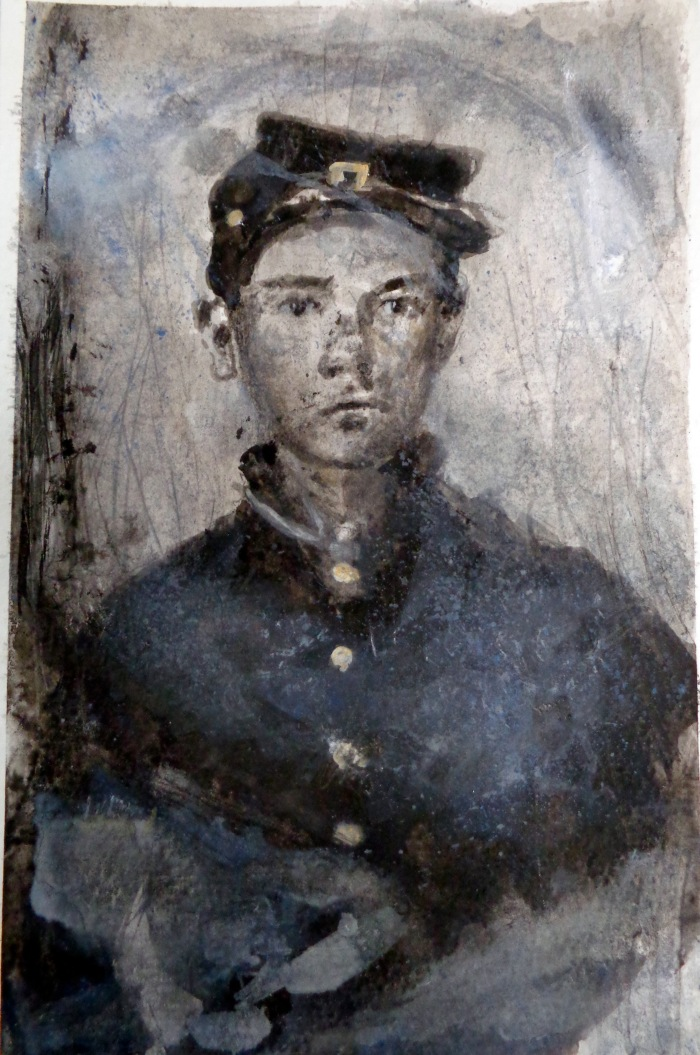 Young Union Soldier