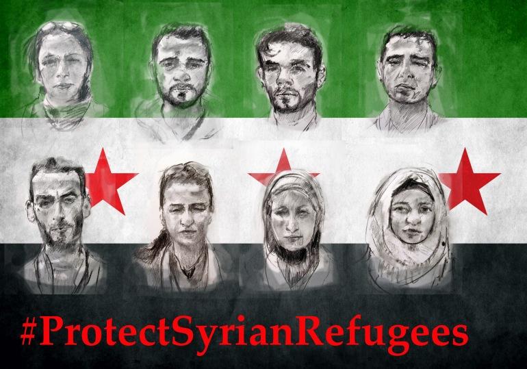 ProtectSyrianRefugees