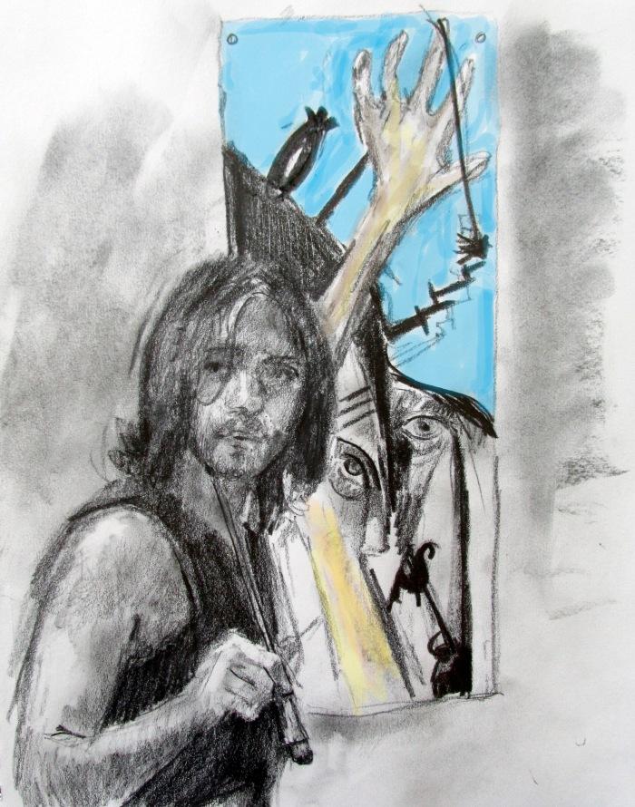 Tarek Tuma Syrian artist